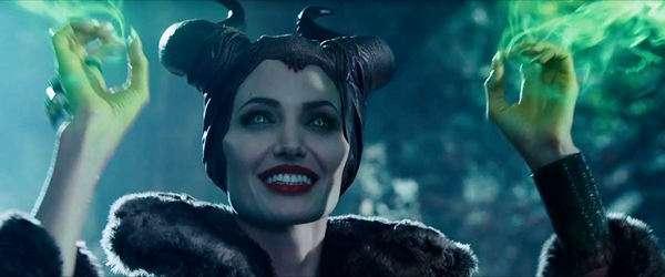 Malefica Jolie 2014 - Pelicula de terror