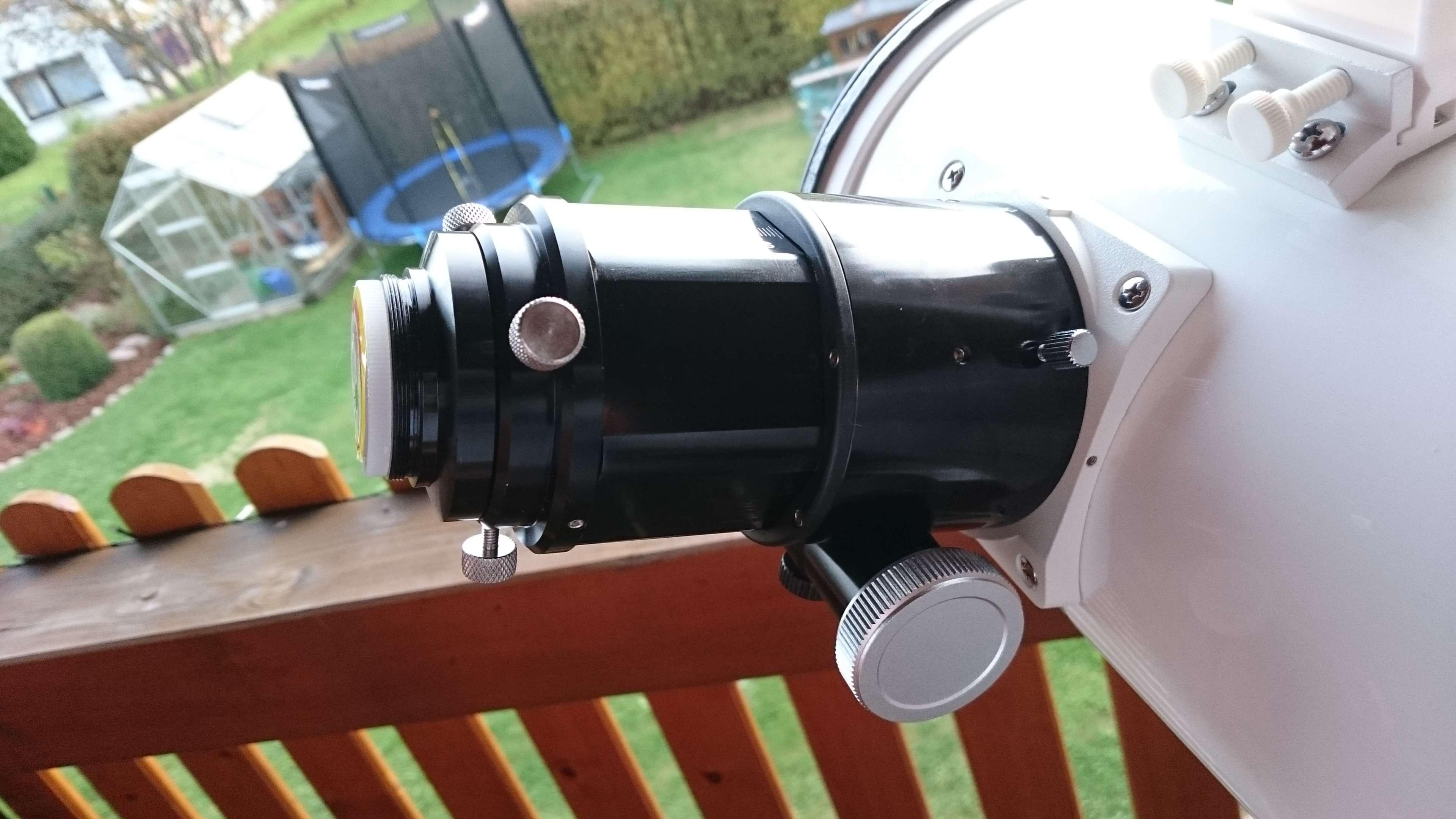 Bresser skylux refraktor teleskop von lidl ansehen