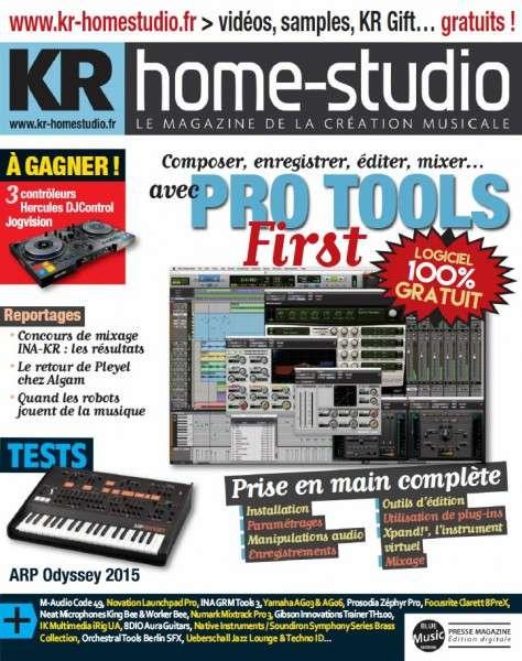 Keyboards Recording – Novembre 2015