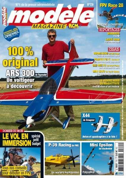 Modèle Magazine – Novembre 2015
