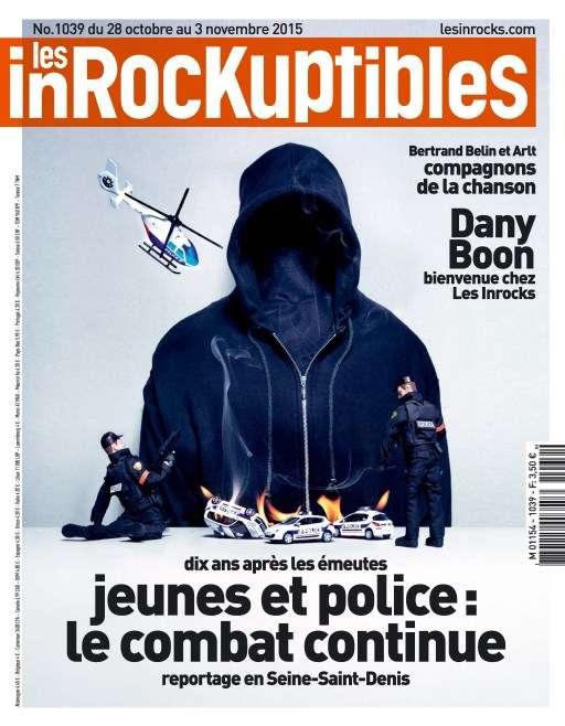 Les Inrockuptibles 1039 - 28 Octobre au 3 Novembre 2015