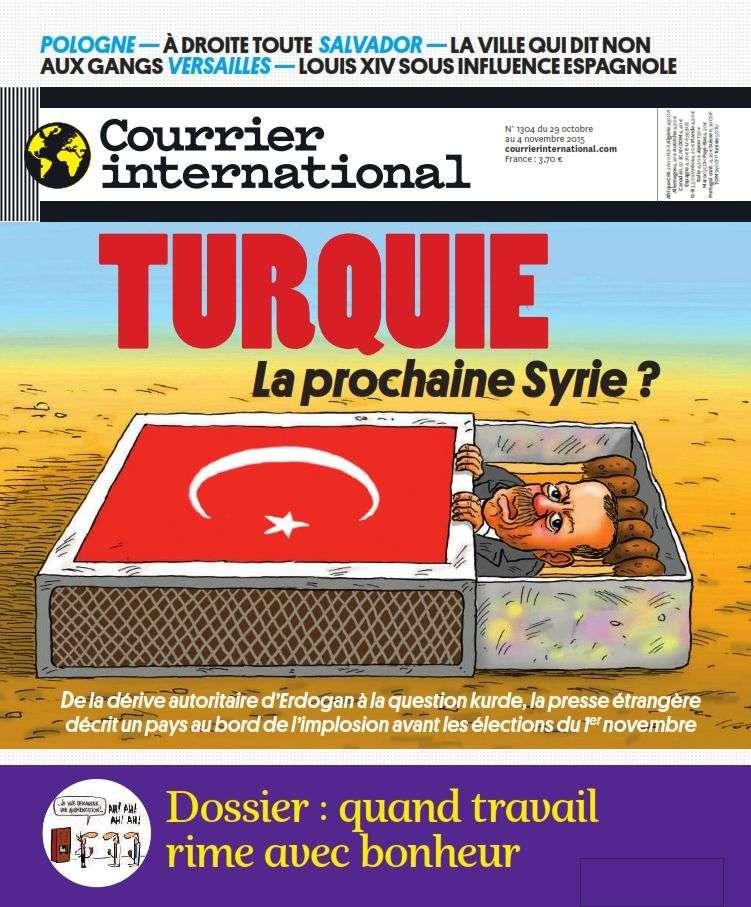 Courrier International 1304 - 29 Octobre au 4 Novembre 2015