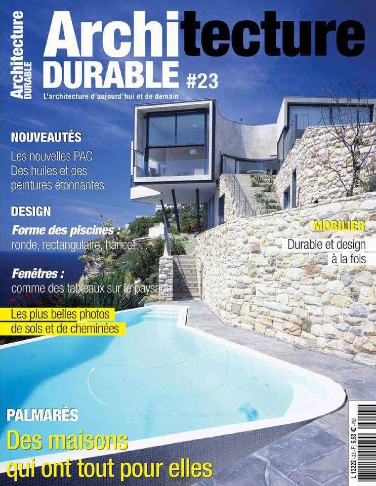 Architecture Durable 23 - Octobre-Décembre 2015