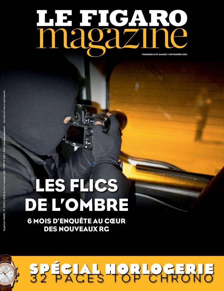 Le Figaro Magazine - 6 Novembre 2015