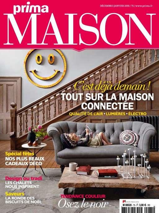 Prima Maison 75 - Décembre 2015 - Janvier 2016