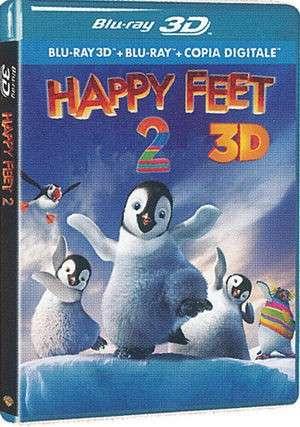 Happy Feet 2 (2011) ISO Blu Ray 3D Full AVC DD ITA DTS-HD ENG Sub - DDN