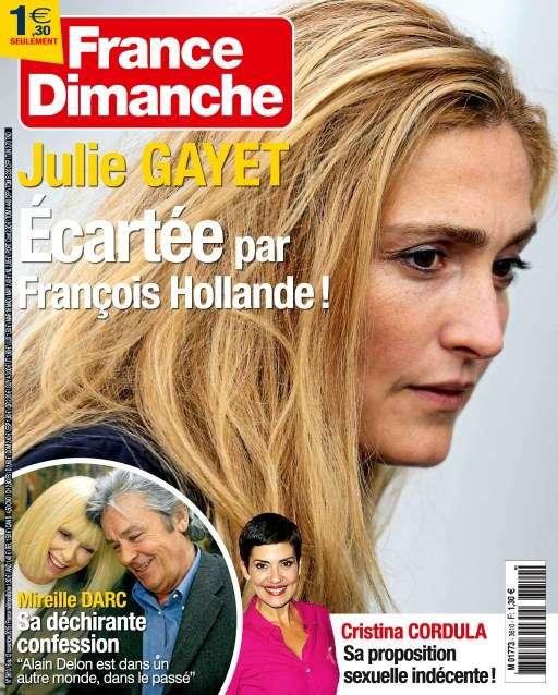 France Dimanche 3610 - 6 au 12 Novembre 2015