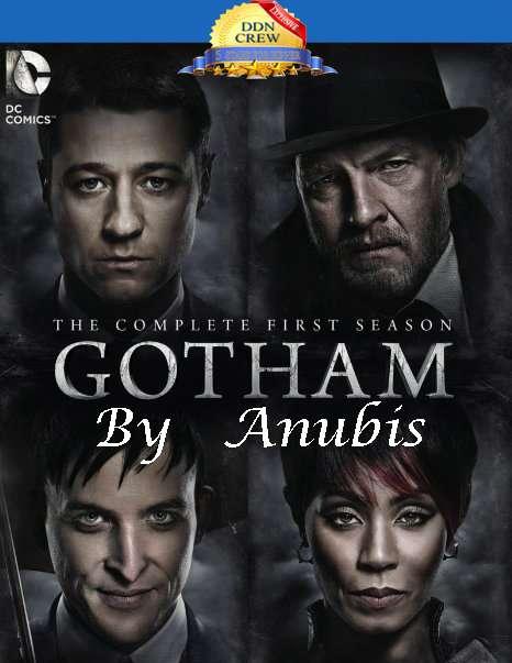Gotham - Stagione 01 (4 Blu-Ray) (2014) FULL BLURAY AVC DTS HD MA DDN