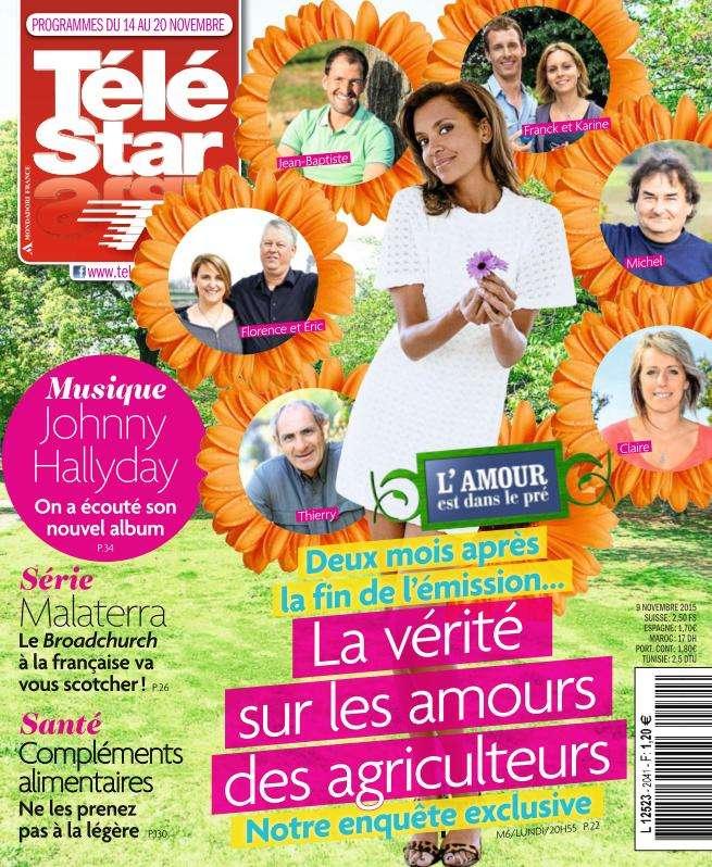 Télé Star 2041 - 14 au 20 Novembre 2015