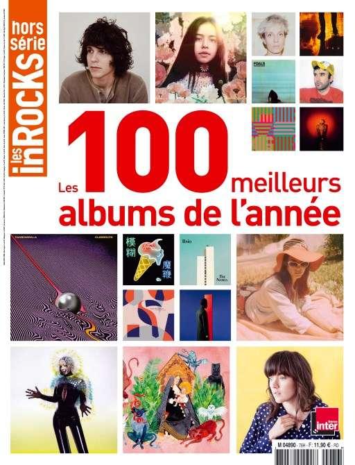 Les Inrockuptibles Hors-Série 76 - Les 100 meilleurs Albums 2015