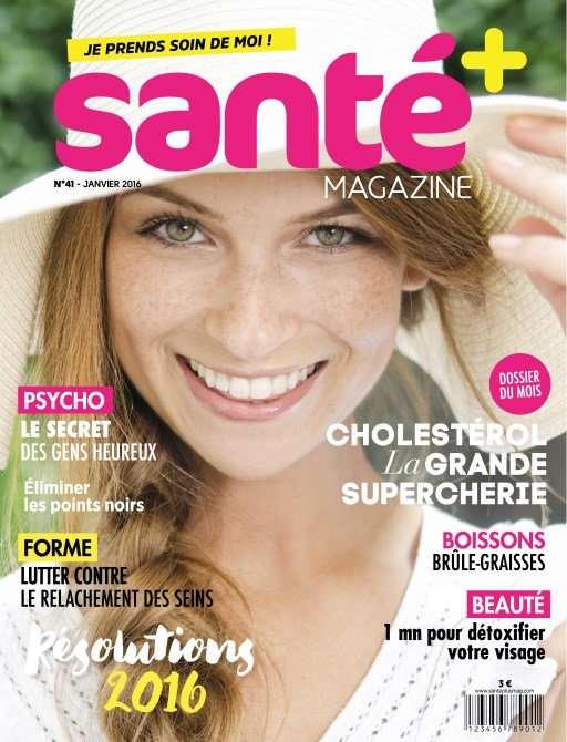 Santé + 41 - Janvier 2016