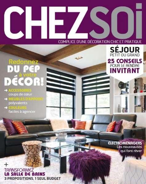 Chez Soi – Novembre 2015