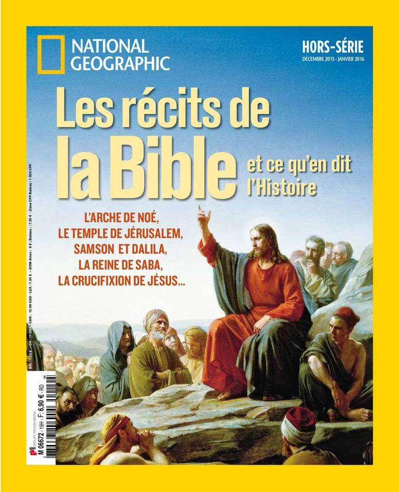 National Geographic Hors-Série 28 - Décembre2015/Janvier 2016