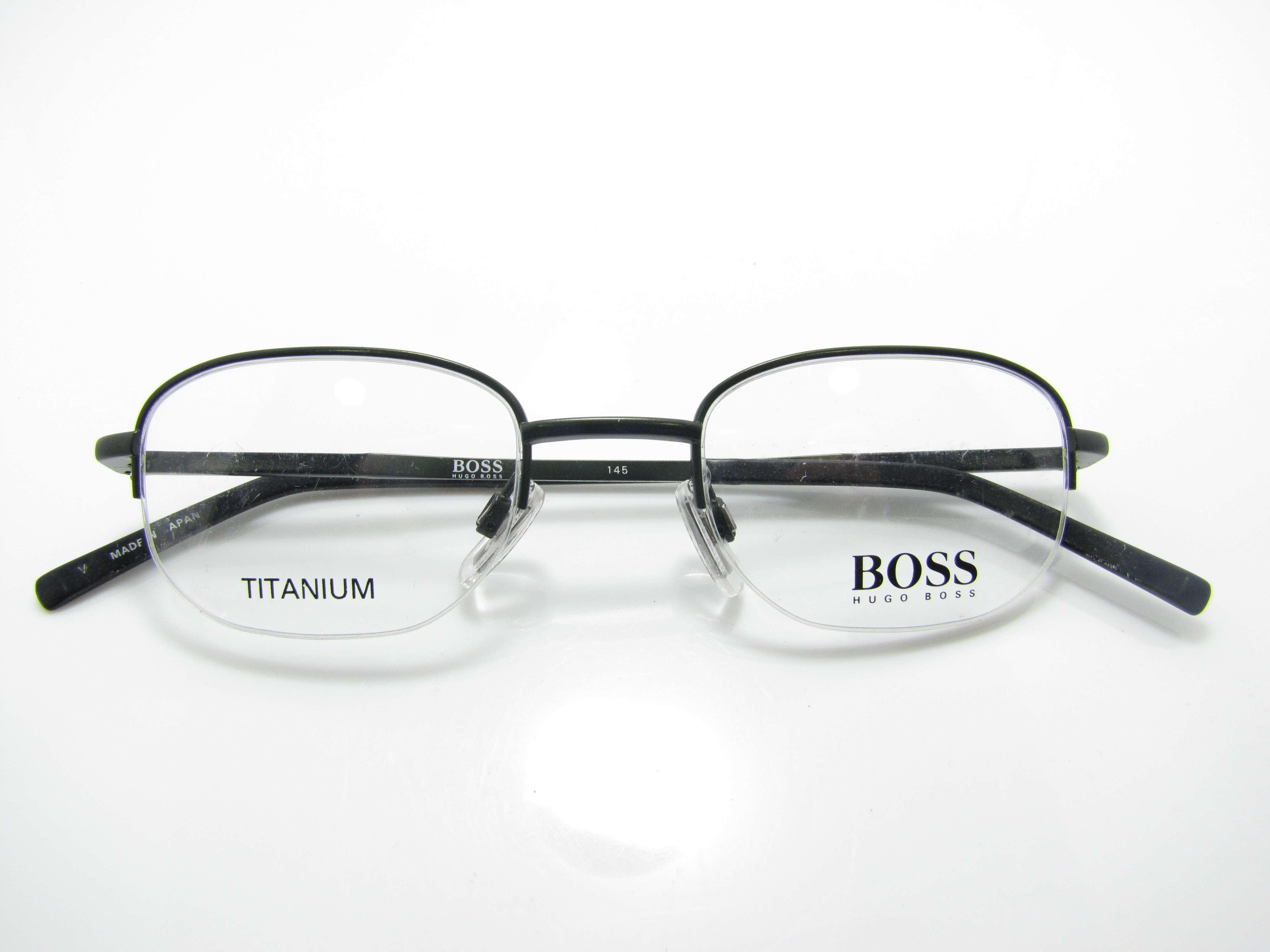44f050a69b Hugo Boss Eyeglasses New Eyewear Frames Glasses Original Mod HB1562