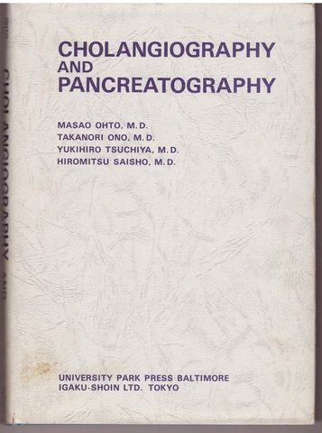 Cholangiography and pancreatography