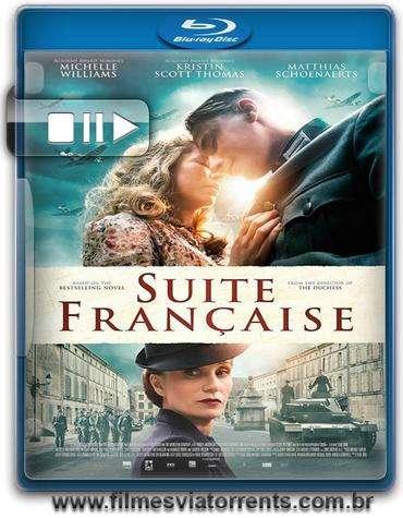 Suite Française Torrent - BluRay 720p | 1080p Legendado