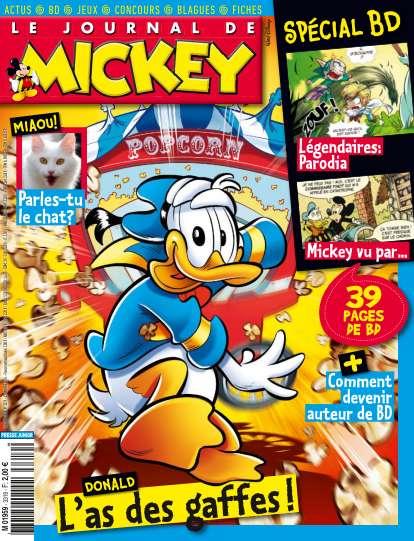 Le Journal de Mickey - 27 janvier au 2 Février 2016
