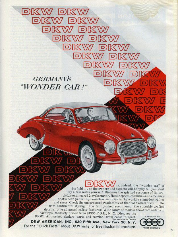 DKW. Germany