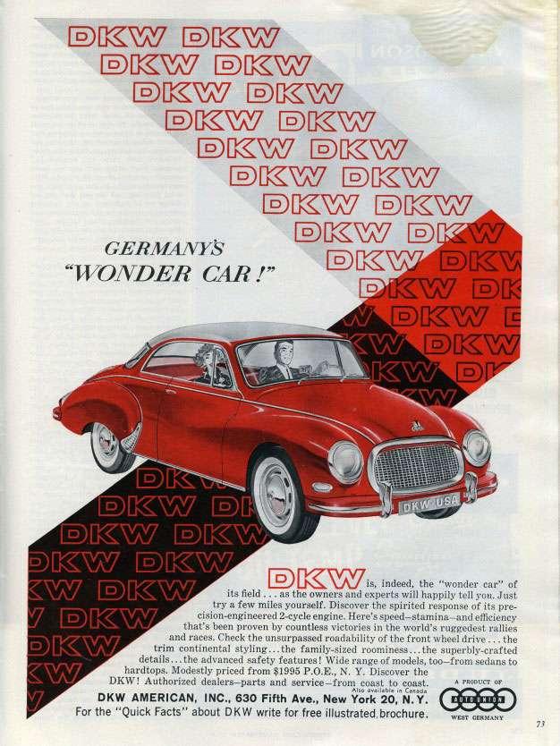 DKW. Germany