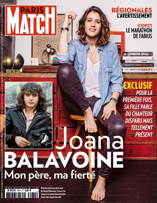 Paris Match 3474 - 17 au 23 Décembre 2015