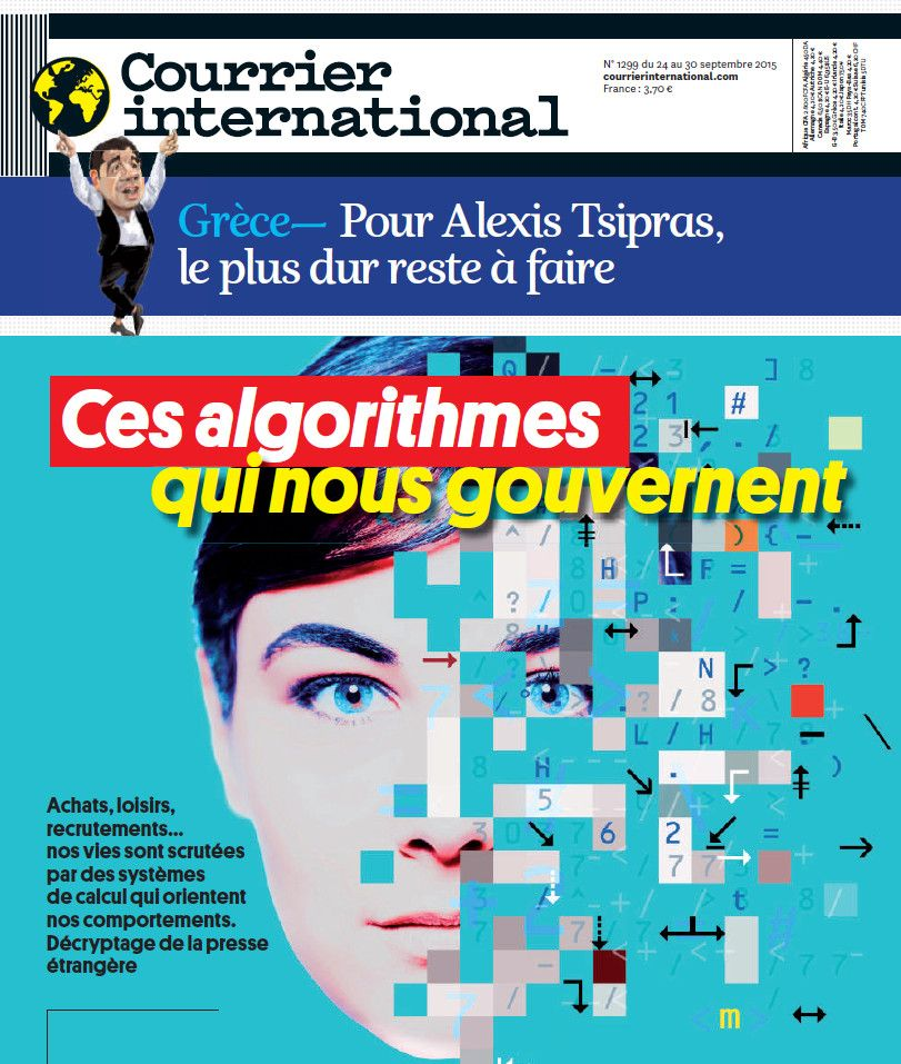 Courrier International 1299 - 24 au 30 Septembre 2015