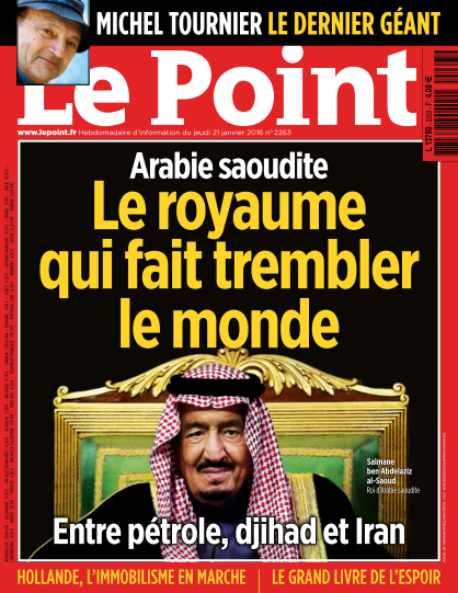 Le Point 2263 - 21 au 27 Janvier 2016