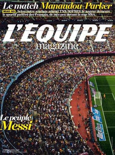 L'Equipe Magazine - 23 Janvier 2016