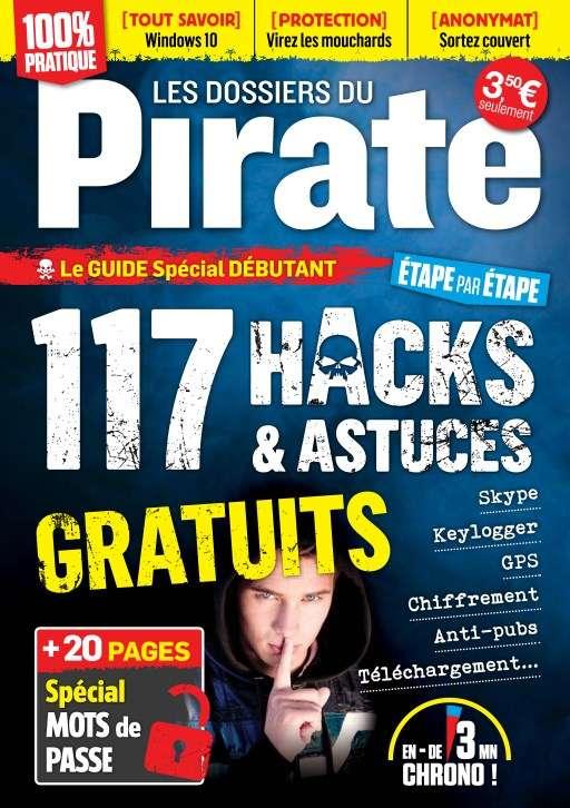 Les dossiers du Pirate Informatique 6 - Janvier-Mars 2016