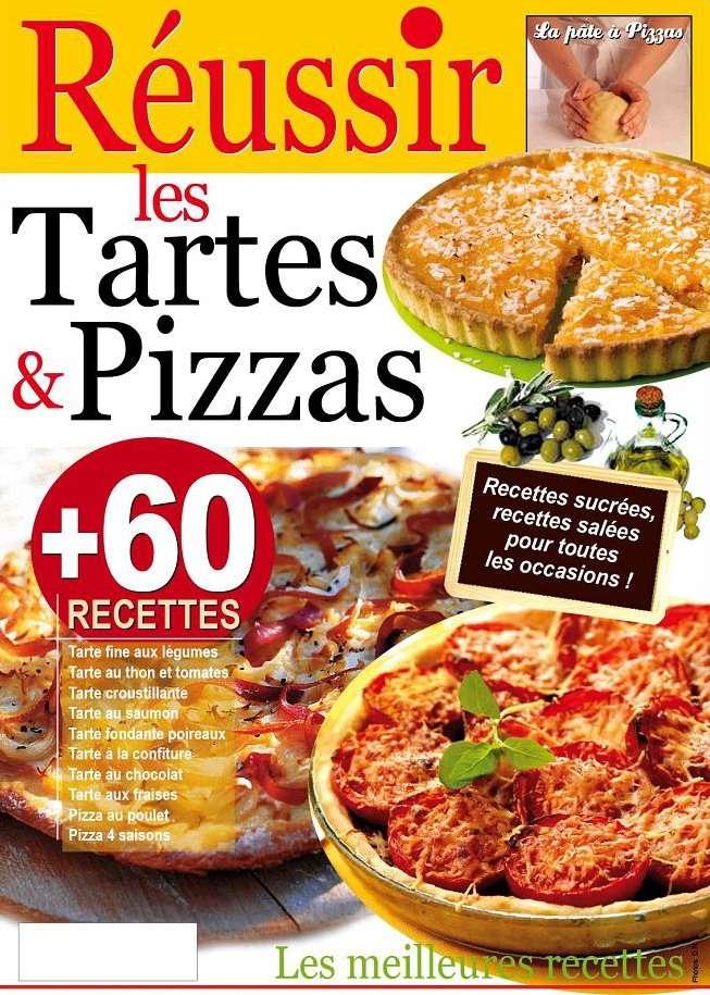 Réussir les Tartes & Pizza 1