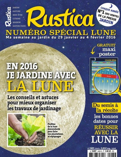 Rustica 2405 - 29 Janvier au 4 Février 2016
