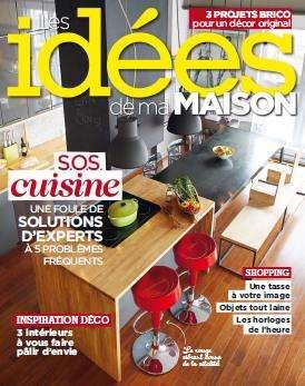 Les idees de ma maison - Mars 2016