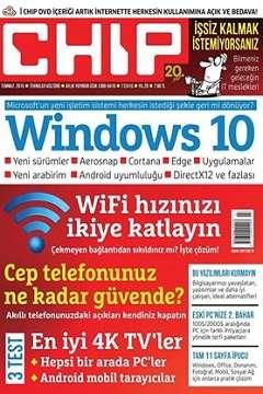 Chip Dergisi Temmuz 2015 indir