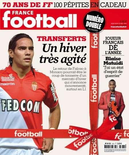 France Football - 23 Décembre 2015