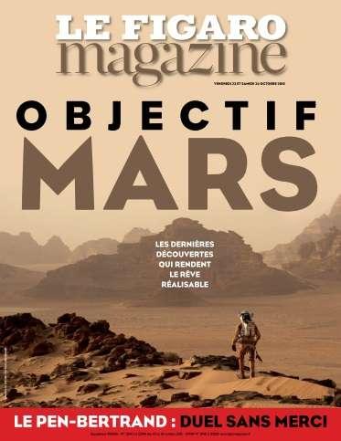 Le Figaro Magazine - 23 Octobre 2015