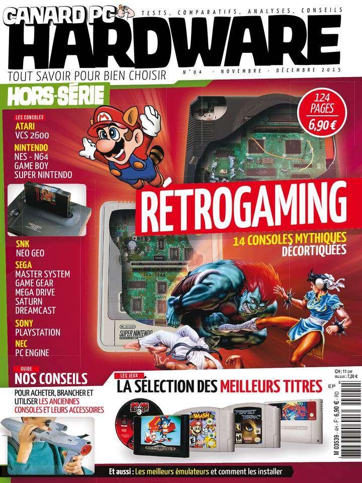 Canard PC Hardware Hors-Série 4 - Novembre-Décembre 2015