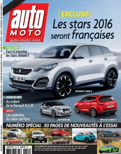 Auto Moto 240 - Janvier 2016