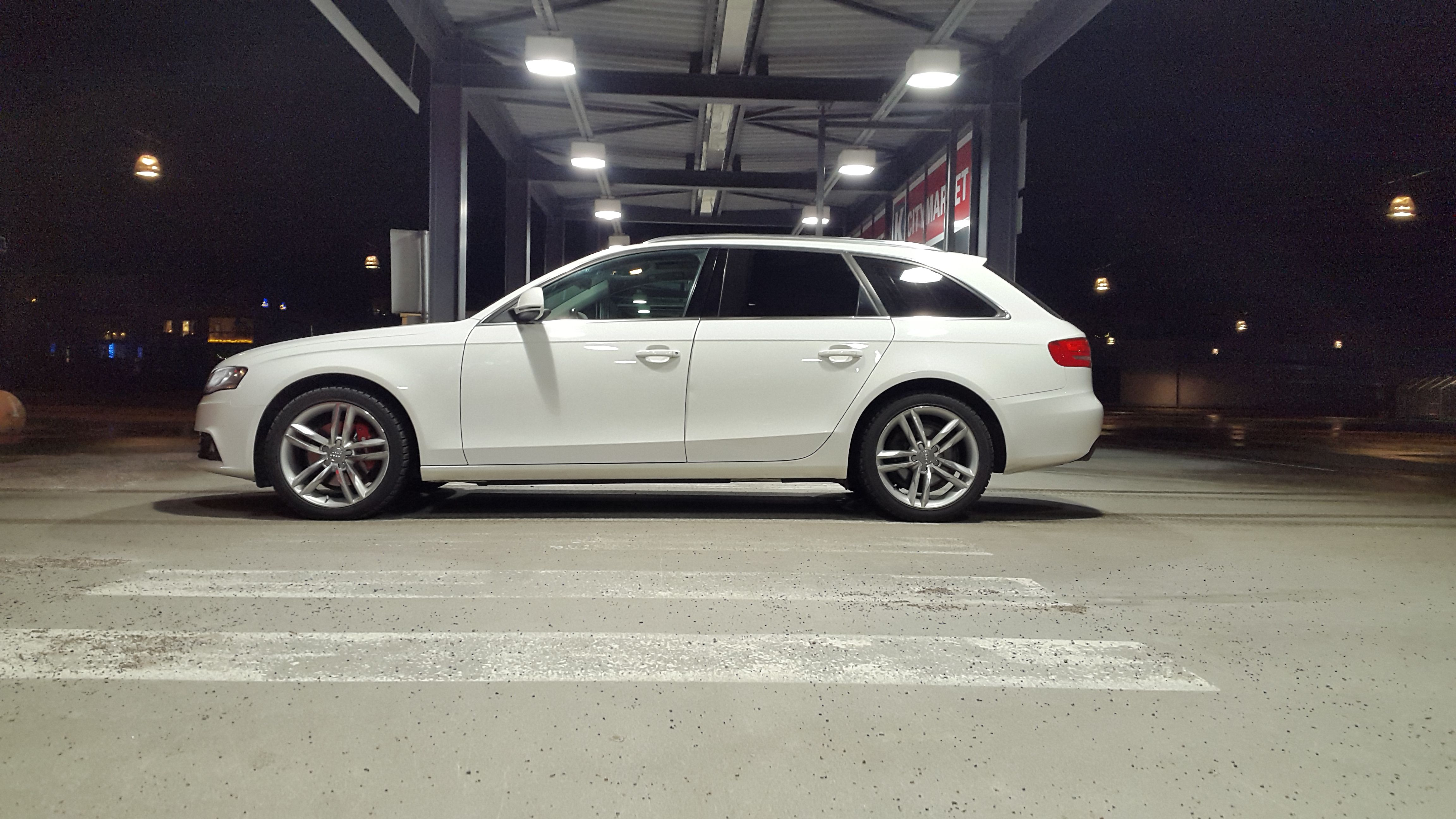 Official B8 A4 Owner Check In Page 32