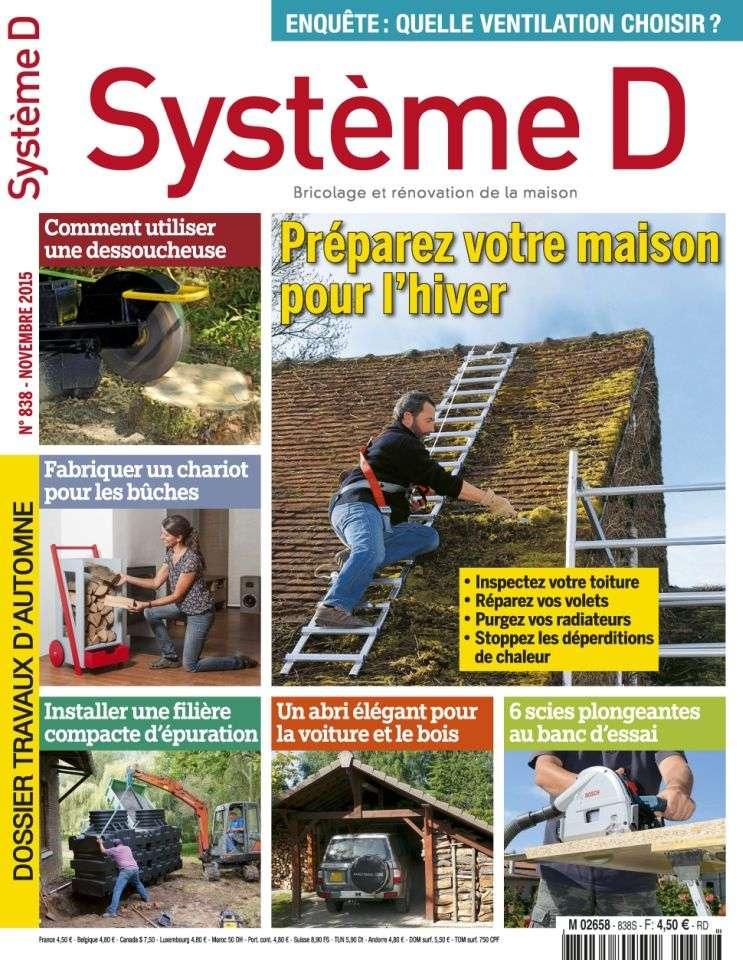 Système D 838 - Novembre 2015