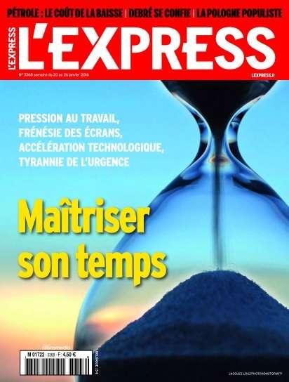 L'Express 3368 - 20 au 26 Janvier 2016