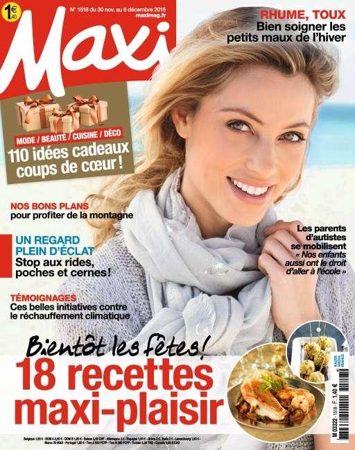 Maxi 1518 - 30 Novembre au 8 Décembre 2015