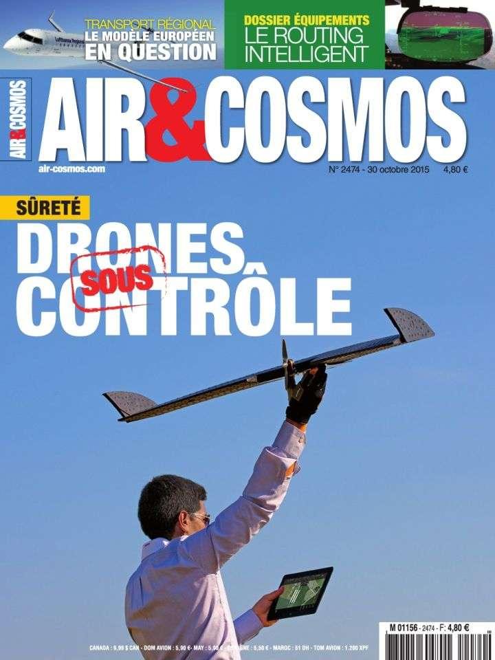 Air & Cosmos 2474 - 30 Octobre au 5 Novembre 2015