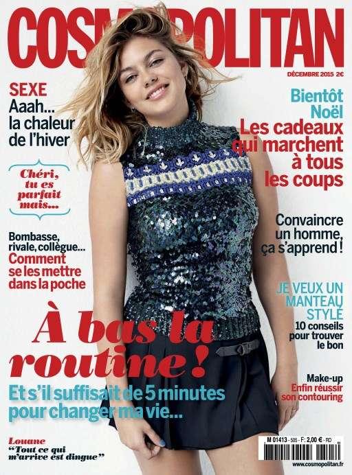 Cosmopolitan 505 - Décembre 2015