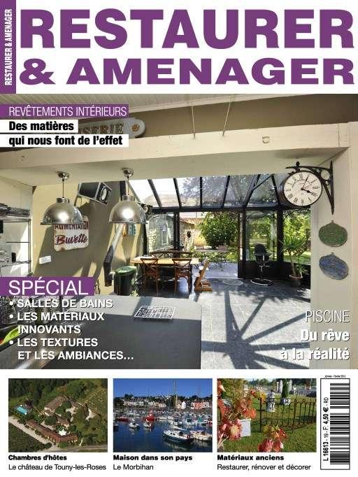 Restaurer & Aménager 19 - Janvier-Février 2016