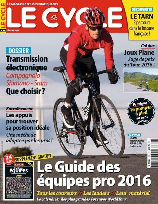 Le Cycle 468 - Février 2016