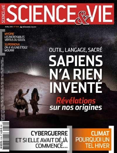 Science & Vie 1159 - Avril 2014