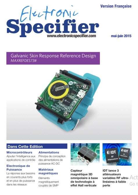 Electronic Specifier France - Mai/Juin 2015