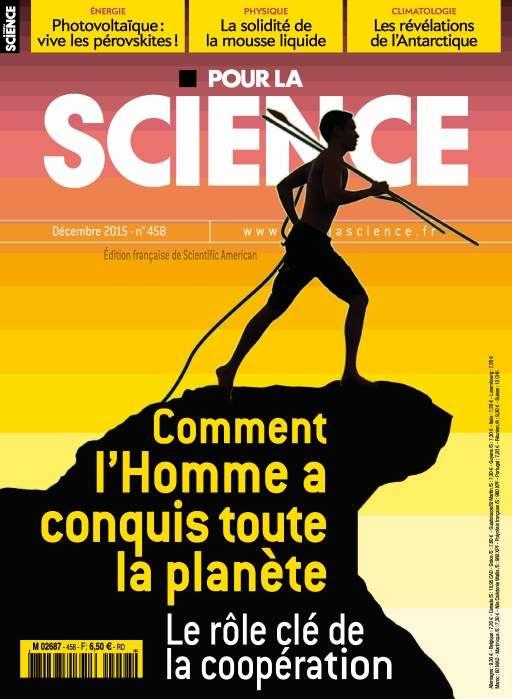 Pour la Science 458 - Décembre 2015