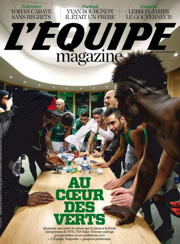 L'Équipe Magazine - 24 Octobre 2015