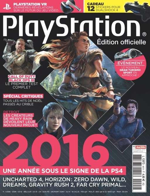Jeux Vidéo magazine HS 42 - Novembre 2015 - Janvier 2016