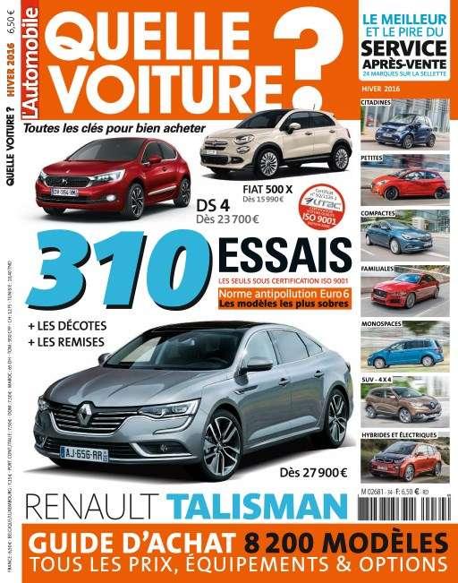 L'Automobile Magazine Hors-Série - Hiver 2016